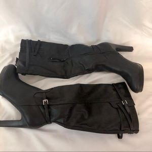 NEVER WORN DIBA BLACK FEMMA BOOT SIZE 7.5